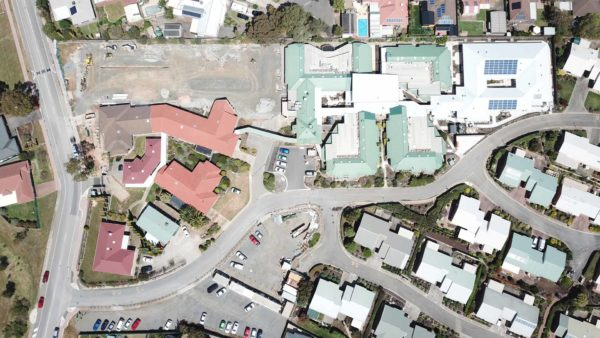 Kalyra Woodcroft Aged Care Building Project Drone Photo 1