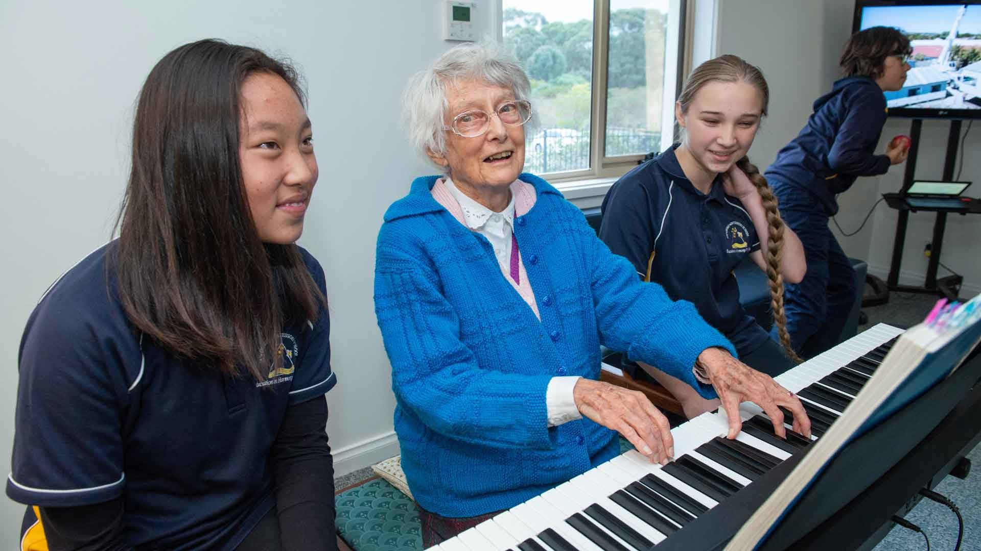 Aged Care Woodcroft with onsite Montessori