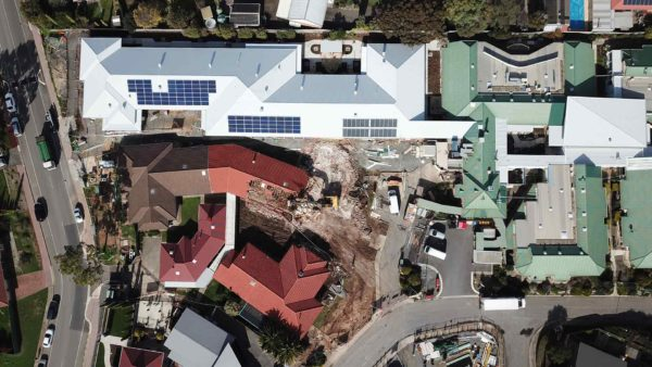 Stage 3 Woodroft Aged Care Building Project